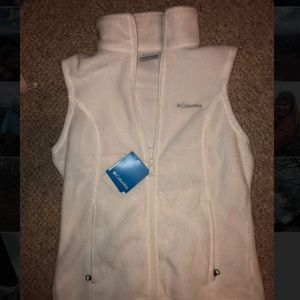 Brand New Columbia Fleece Vest